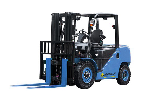 Glass Factory Forklift